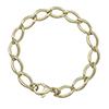 Offord & Sons | 9ct gold echo link bracelet | GECH1E07