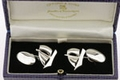 Silver Cufflinks - Offord & Sons