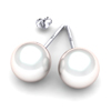 Cultured pearl Earrings - Offord & Sons