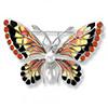 Offord & Sons | Nicole Barr silver & enamel Butterfly Brooch