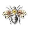 Nicole Barr Bee Brooch