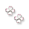 Nicole Barr Dogwood Earrings