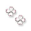 Nicole Barr Dogwood Earrings
