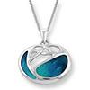 Offord & Sons | Nicole Barr silver & enamel Art Nouveau Necklace