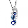 Offord & Sons   Nicole Barr Seahorse Necklace