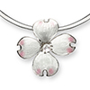 Nicole Barr Dogwood Chocker