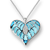 Nicole Barr Heart Necklace
