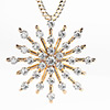 Offord & Sons | Diamond Snowflake Necklace