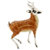 Offord & Sons | Saturno enamelled Deer | Stag