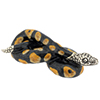 Offord & Sons | Saturno silver enamelled Python snake