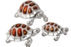 Offord & Sons | Saturno enamelled Tortoises