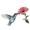 Offord & Sons | Saturno enamelled Hummingbird