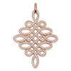 Offord & Sons | Thomas Sabo | Love Knot Pendant