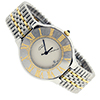 Must de Cartier 21 bi-metal bracelet watch