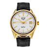 Offord & Sons | 18ct gold TAG Heuer Carrera Clibre 7 watch WAR2140